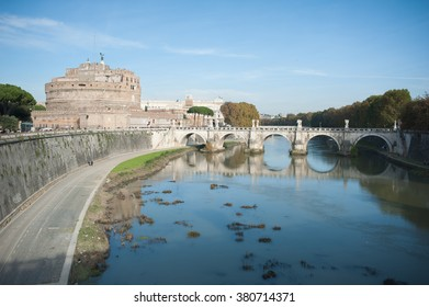Streets of Rome. Italy