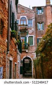 Streets of Venice.