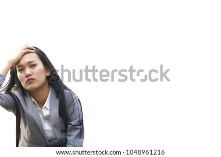 negative female body language