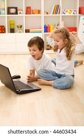 Stressed kids about to win online game - technology addict generation