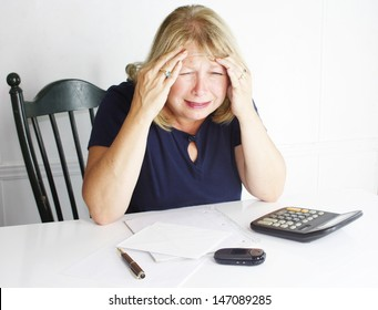 Stressed over payments