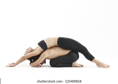 Stretching with Pilates