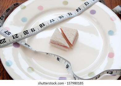 Strict diet sandwich