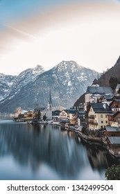 Striking Reflection of Hallstatt