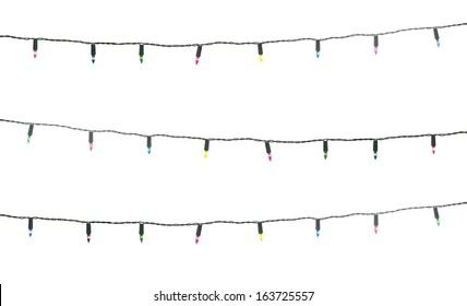 String Of Christmas Lights.Christmas Lights String Images Stock Photos Vectors