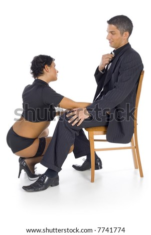 Squatting chair sex
