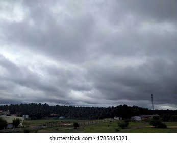 Stromy Clouds - Dark Day Natural Beauty Rainy shades - Shutterstock ID 1785845321