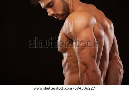 krásné nahé fitness modely