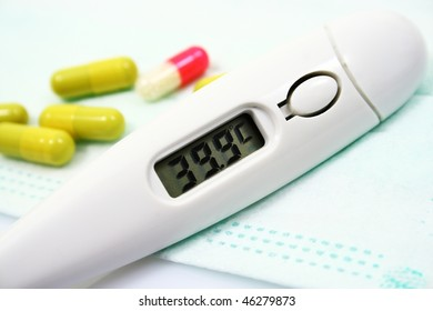 Strong fever to be treated