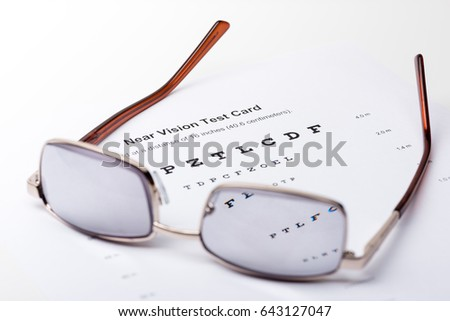 ca1d65838f Strong plus glasses with thick dark lenses for bad eyesight and hyperopia  on near vision eye