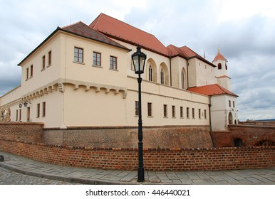 stronghold Spilberk,Brno, Czech republic, Europe