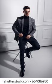 Men Photoshoot Images Stock Photos Vectors Shutterstock