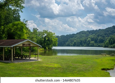 Strouds Run State Park located in Athens County Ohio