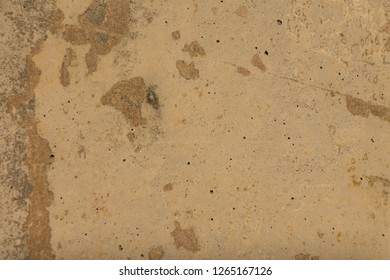 Structure in fresh concrete concretes