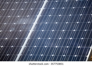 Structure of modern solar panel for renewable energy