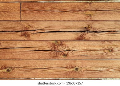 Structure of a wall of a wooden log house