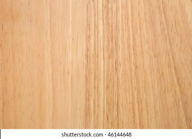 Structure of wood of a rubber tree