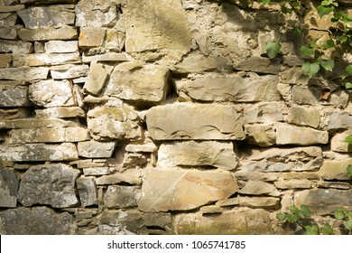 structured natural stones
