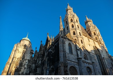 St.Stephen's Cathedral vienna