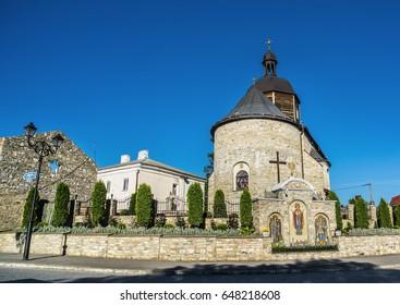 St.Trinity Church. Kamyanets-Podilskiy, Ukraune.