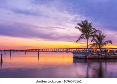 Stuart Florida Sunset