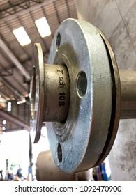 Stub End Flange Pressure Vessel Fabrication