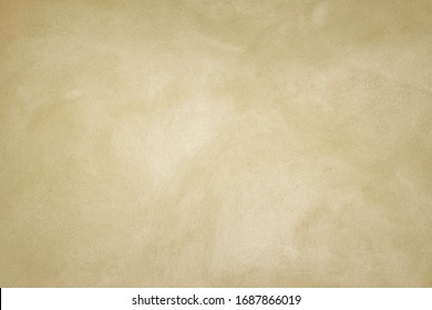 Stucco wall with brush marks