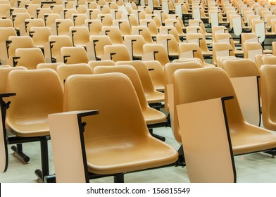 Student Empty Lecture Hall