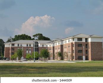 student housing residence hall
