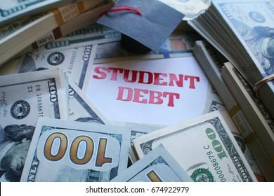 Student Loan Debt High Quality