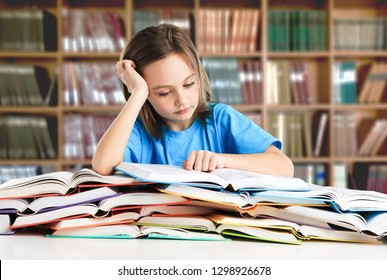 Student Studying Hard Exam and Sleeping on