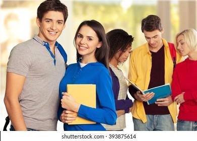Students.
