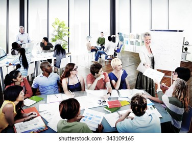 Students College University Education Group Concept