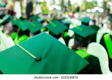 Students graduation ceremony
