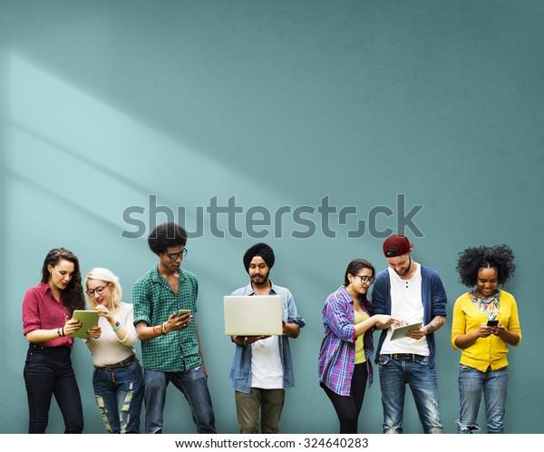 Alunos Aprendizagem Educação Tecnologia de Mídias Sociais