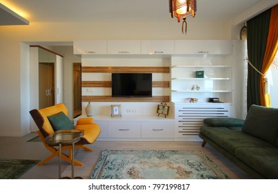 Studio Apartment Home Interior Design