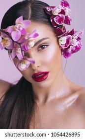 Studio flower beauty