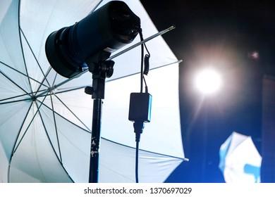 Studio Lighting Background