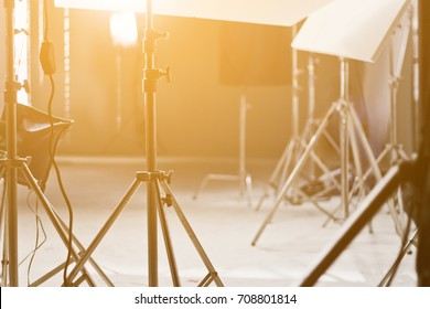 Studio lighting equipment