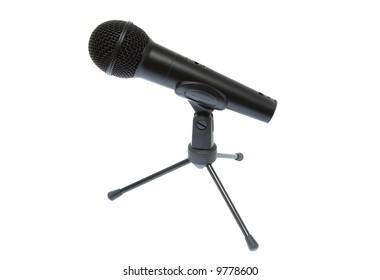 studio microfone