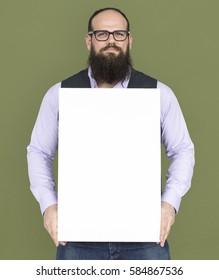 Studio People Shoot Portrait Isolated