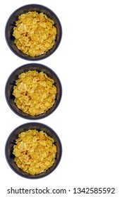 A studio photo of a breakfast bowl