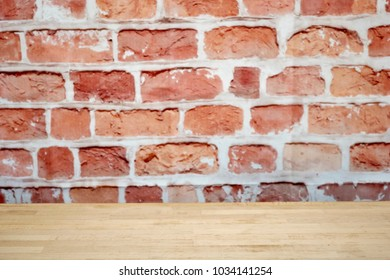 A studio photo of a brickwall background