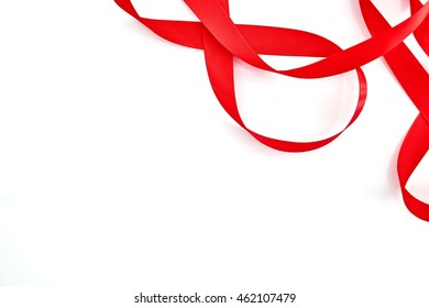 A studio photo of gift wrapping items