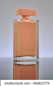 A studio photo of ladies perfume