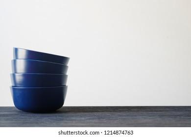 A studio photo of a serving bowl