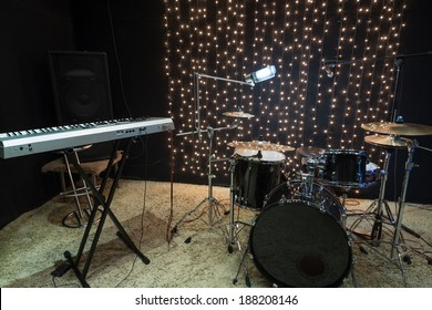 Music Practice Room Stock Photos, Images & Photography