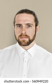 Studio Shoot People Portrait Concept
