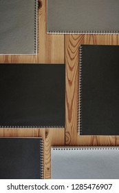 A studio shot of a notebook writing pad