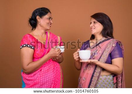 Mature indian women